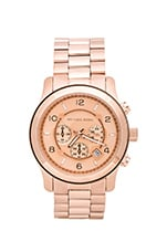 Watch in Rosegold