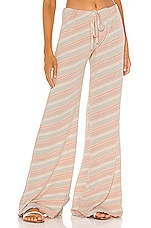 Michael Lauren Barto Pant in Desert Sunset