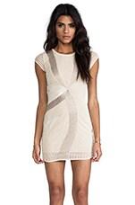 MLV Juliette Beaded Dress in Ivory
