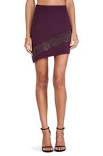Caroline Skirt in Purple