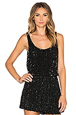 TOP CROPPED À SEQUINS SID