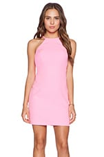 Get Lucky Dress en Rose Bonbon