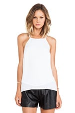 Minty Meets Munt Casia Camisole in White