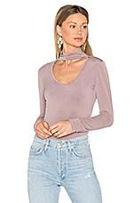 Dorea Bodysuit in Lavender