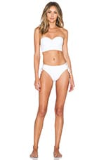 Motel Torte Bikini in White