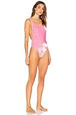 Motel Valeo Swimsuit in Candy Pink