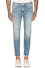 MOTHER The Joint Ankle Fray Jean in Weekend Garage