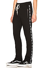 Mr. Completely Logo Sweatpants in Black