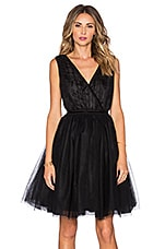ROBE MINI EN TULLE