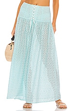 Marysia Swim Riviera Skirt in Mediterranean
