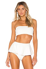 Marysia Swim Corsica Top in Coconut