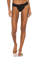 Marysia Swim Santa Clara Bikini Bottom in Black
