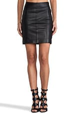 Dani Pencil Skirt in Black