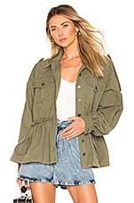 Marissa Webb Marshall Jacket in Military Green