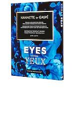 NANNETTE de GASPE Youth Revealed Restorative Techstile Eye Masque in Eyes