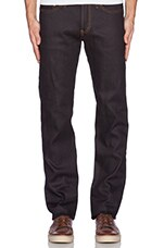 Weird Guy Deep Indigo Stretch Selvedge 11.5 oz. en Deep Indigo