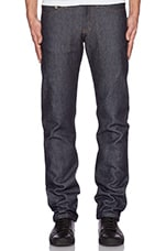 Weird Guy Heavy Soft Selvege 19 oz. en Indigo