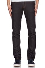 Super Skinny Guy Stretch Selvedge 11.5 oz. in Deep Indigo