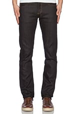 Skinny Guy 11.5oz Deep Indigo Stretch Selvedge in Deep Indigo