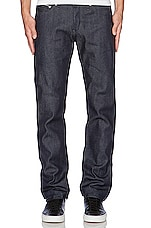 Jean Weird guy Selvedge en Indigo