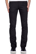 Jean Super Skinny guy 12 oz en Black Power Stretch