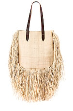 Nannacay Aurora Bag in Natural