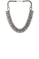 Rani Necklace in Silver