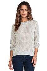 Nation LTD Seville Sweatshirt in Natural