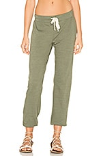 PANTALON SWEAT CAPRI MEDORA