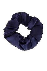 NBD Scrunchie in Blueberry