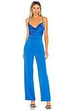 NBD Diem Jumpsuit in Princess Blue