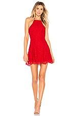 NBD Bria Dress in Red