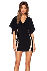 ROBE COURTE SLASH OUT