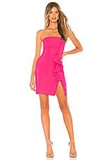 NBD Sophie Dress in Hot Pink