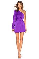 NBD Elijah Mini Dress in Ultra Violet