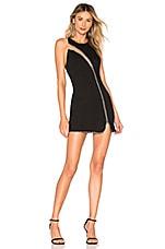 NBD Leticia Mini Dress in Black