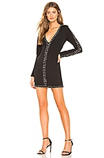 NBD Sheana Mini Dress in Black