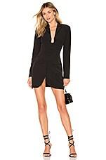 NBD Callysta Mini Dress in Black