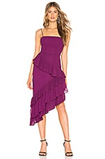NBD Enrique Dress in Violet Purple
