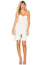NBD Agua Caliente Dress in Star White