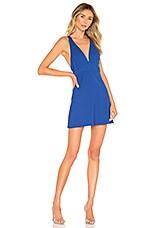 NBD x Naven Mila Dress in Royal Blue