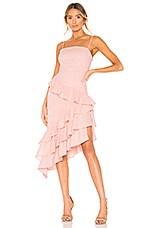 NBD Enrique Dress in Pastel Pink
