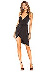 NBD x Naven Sierra Knit Dress in Black