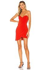 NBD Stanford Mini Dress in Red