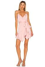 NBD Cameron Mini Dress in Ballet Pink