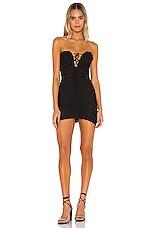 NBD Xavier Mini Dress in Black