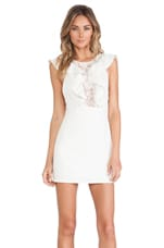 Lust Dress in Ivory