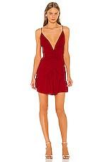 NBD Lea Mini Dress in Red