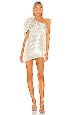 NBD Maureen Mini Dress in Champagne