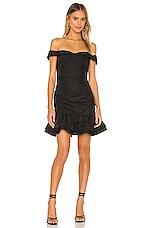 NBD Hailee Mini Dress in Black